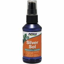 NOW Silver Sol 4oz