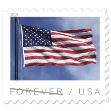 US Flag Forever Book