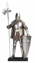 Medieval Knight with Shield