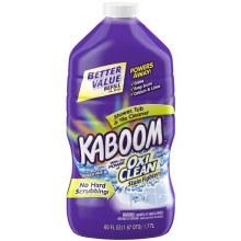 Kaboom w/ Oxi Shower Refill 60