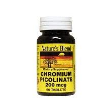 N/b chromium pico 200mcg 60 cp