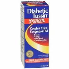 Diabetic tuss DM extra stregth