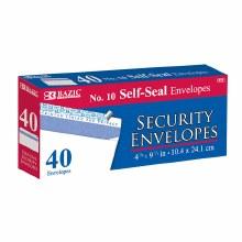 Bazic #10 Security Envelope 40