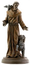 St. Francis (Bronze)