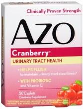 Azo cranbry 450 mg tab 50