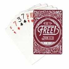 Playing Cards - Set Free