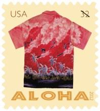 Aloha 32cent Roll