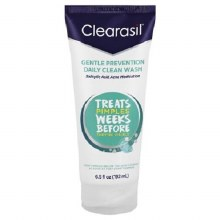 CLEARASIL GENTLE 6.5oz