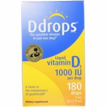 Baby Ddrops Vitamin D3 1000 IU