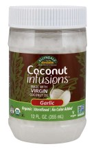 NOW Coconut Infusion Garlic