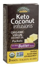 Keto Coconut Infusions Butter
