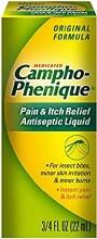 Campho Phenique Liq .75oz