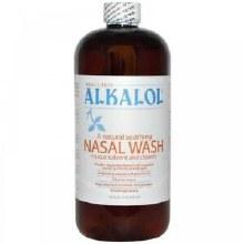 Alkalol Nasal Wash Liq 16oz