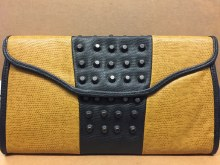 Yellow Tyson Clutch