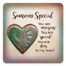 3D Card- Someone Special
