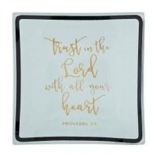 Trus Prov. 3:5 Trinket Tray