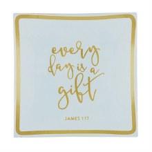James 1:17 Trinket Tray