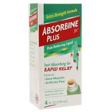 Absorbine Jr Plus 4oz