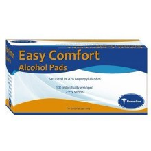 Easy Comfort Alcohol Pads