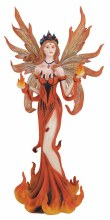 Fire Fairy Red