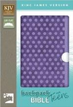 KJV Backpack Bible for Teens