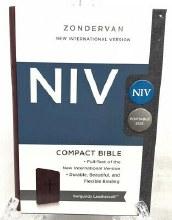 NIV Compact Bible, Burg