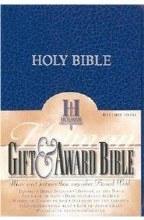 KJV BIBLE BLUE