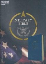 CSB Military Bible, Royal Blue
