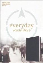CSB Everyday Study Bible--soft