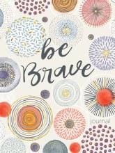 Be Brave Paperback Journal