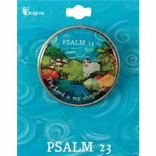 PSALM 23 VISOR CLIP