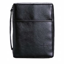 Hand Book Cover Black