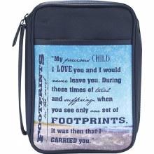 Bible Case Footprints
