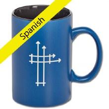 Blueprints For Life Mug Spanis