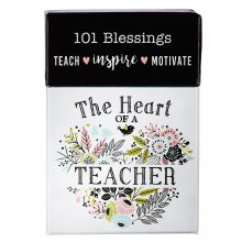 101 Blessings Heart Of A Teach