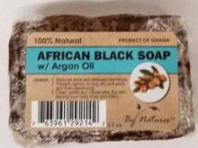 African Black Soap w/ Argan