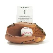 Baseball Always Calendar