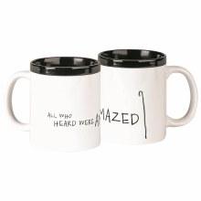 All Who Heard Mug