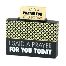 I Said A Prayer - Cardholder