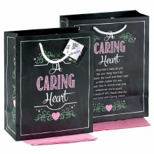 Caring Heart Gift Bag