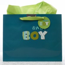 Baby Boy Gift Bag Med