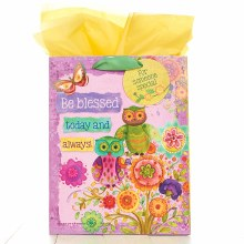 Be Blessed Medium Gift Bag