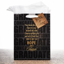 Journey Jer 29:11 Gift Bag Med