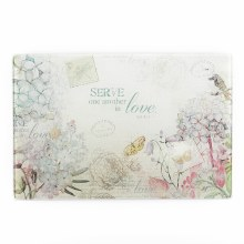 Floral Inspirations Cut Board