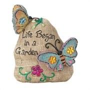 Butterfly Garden Rock
