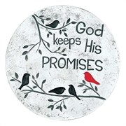 God Keeps Promises Step Stone
