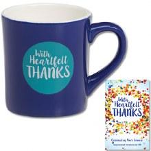With Heartfelt Thanks Mug