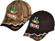 FROG Fully Rely On God Hat BB