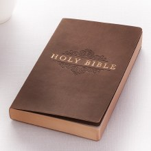 KJV Bible in Brown
