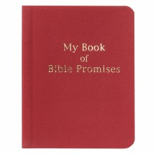 Red My Book of Bible Promise